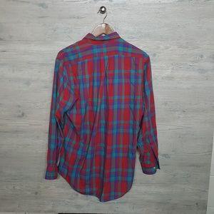 Ralph Lauren Shirts - Ralph Lauren Flannel Button Down Shirt. AMAZING!